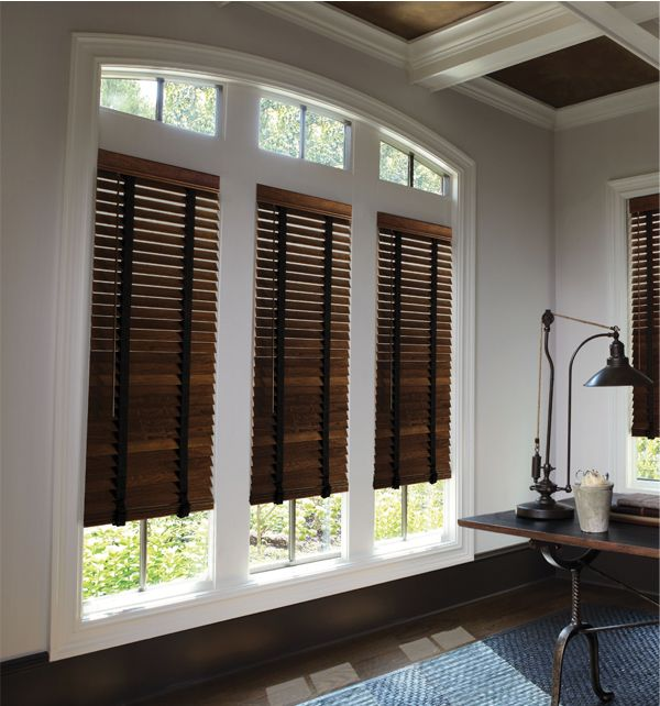 Shop Levolor Blinds And Shades Living Room Blinds Wood Blinds