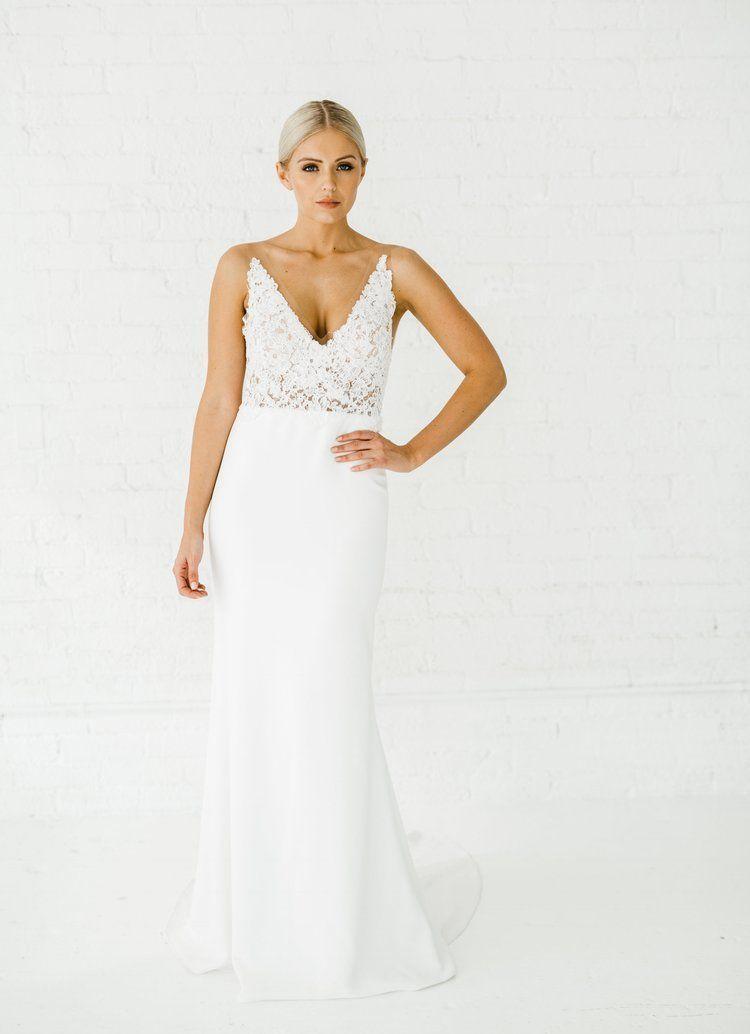 Rose By Alyssa Kristin Alyssa Kristin Bridal Alyssa Kristin Wedding Dresses 2019 Weddin Fitted Wedding Dress Wedding Dresses Chicago Wedding Dress Prices