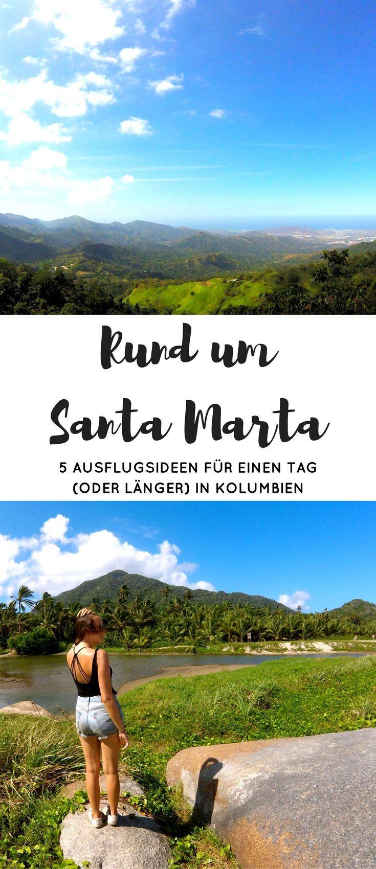 5 Aufregende Ausflugsziele um Santa Marta • Marie von Worldonabudget
