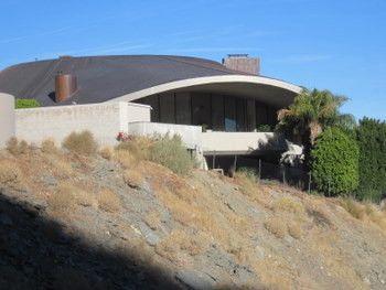 California Hiking: Araby/ Berns/Shannon/Henderson Loop above Bob Hope's home