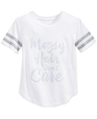 Hybrid Girls' Graphic-Print T-Shirt