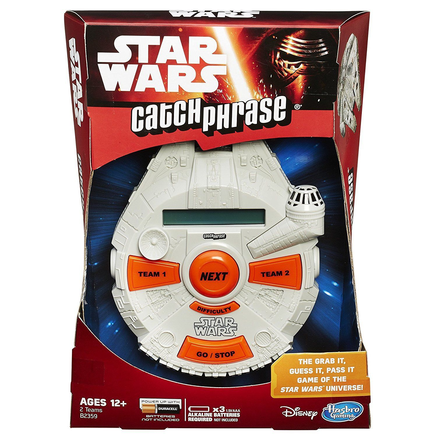Amazon Deal Star Wars Catch Phrase Game (Only 10.31