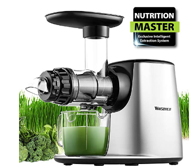 Buy this Willsence Juicer, Slow Masticating Juicer Extractor