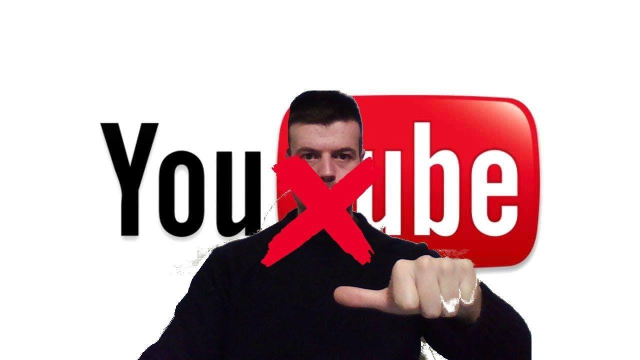 la censura de Youtube
