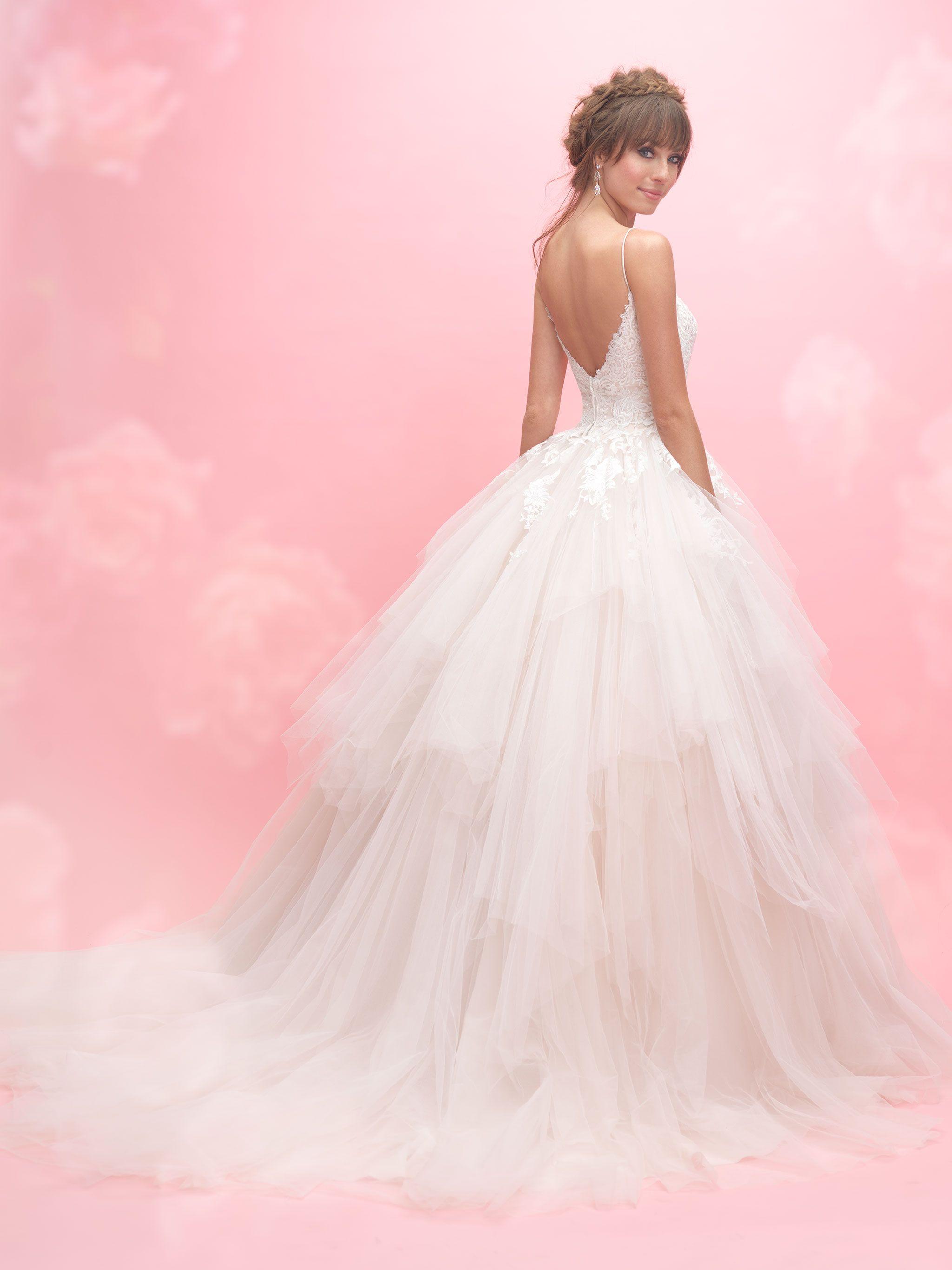Allure Bridals - 3067 | Allure Bridals Dresses at Romashka Bridal ...