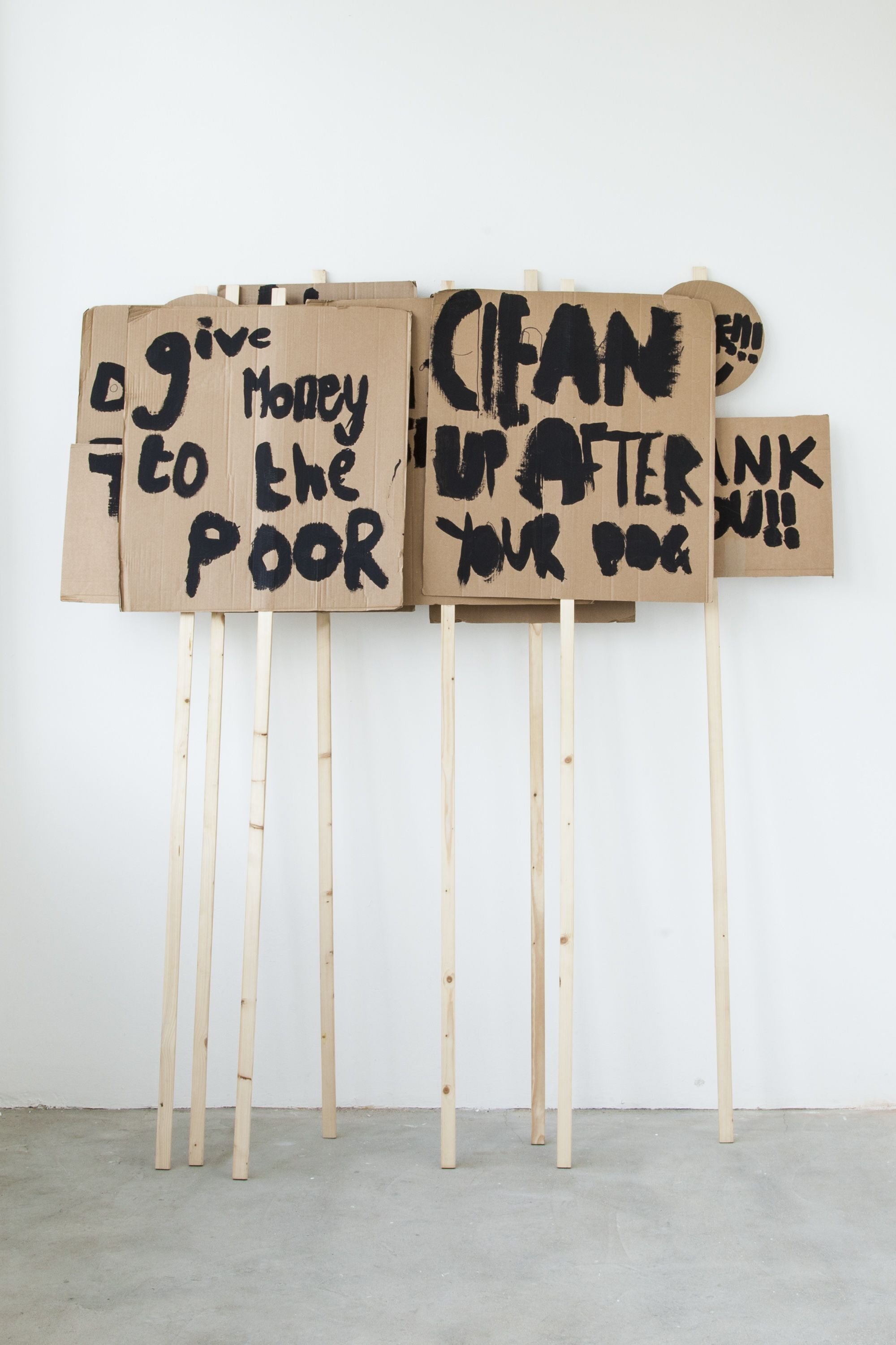 Peter Liversidge Notes On Protesting With Images Protest Art