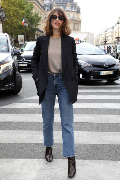 Jeanne Damas Photos et images de collection