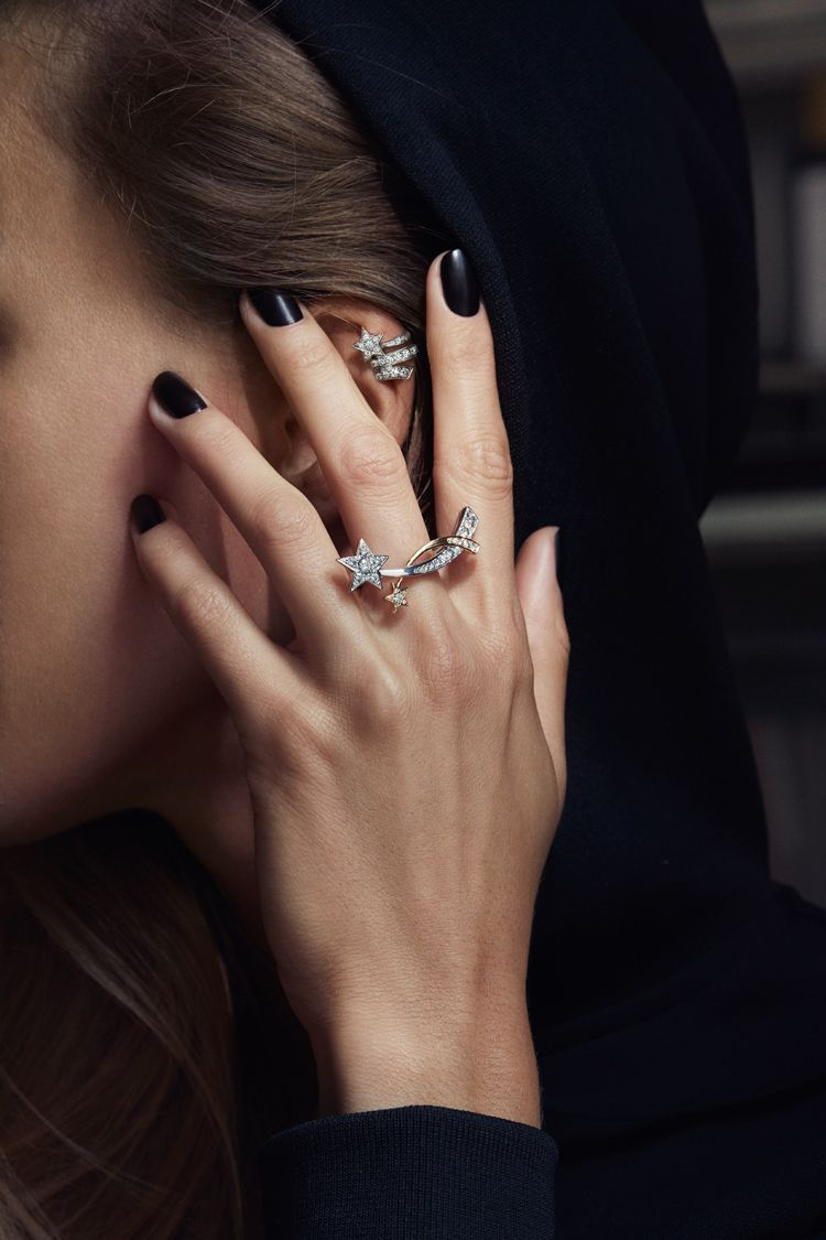 """New creations from #Chanel - #Jewellery """"Icônes"""" collection. Picture by #DominiqueIssermann january 2016 ---"""