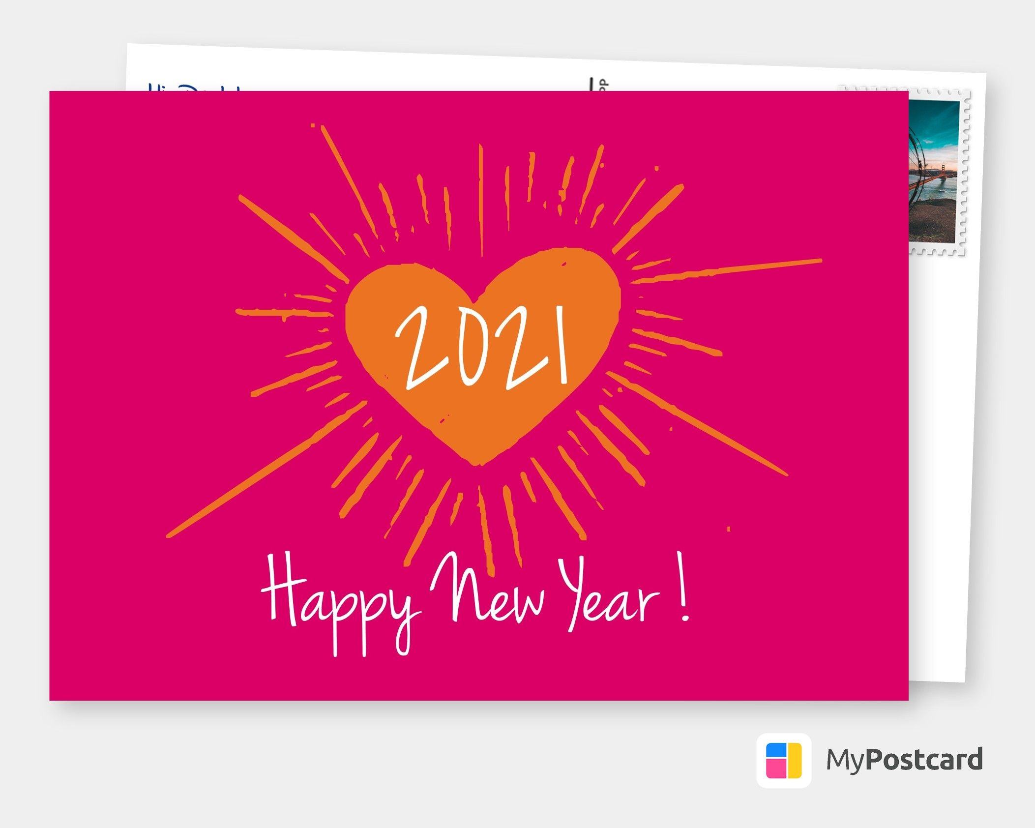 Happy New Year 2021 Happy New Year Cards 🎆🎉🍾 Send real