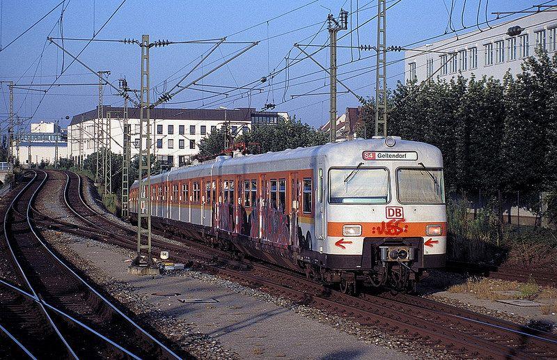 420 094  München - Ost  31.07.95