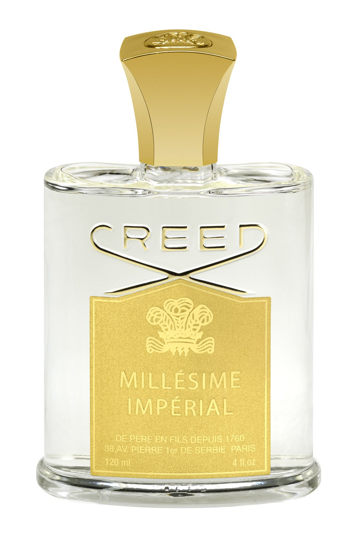 Creed Aventus Perfumed Oil 75 ml Gents