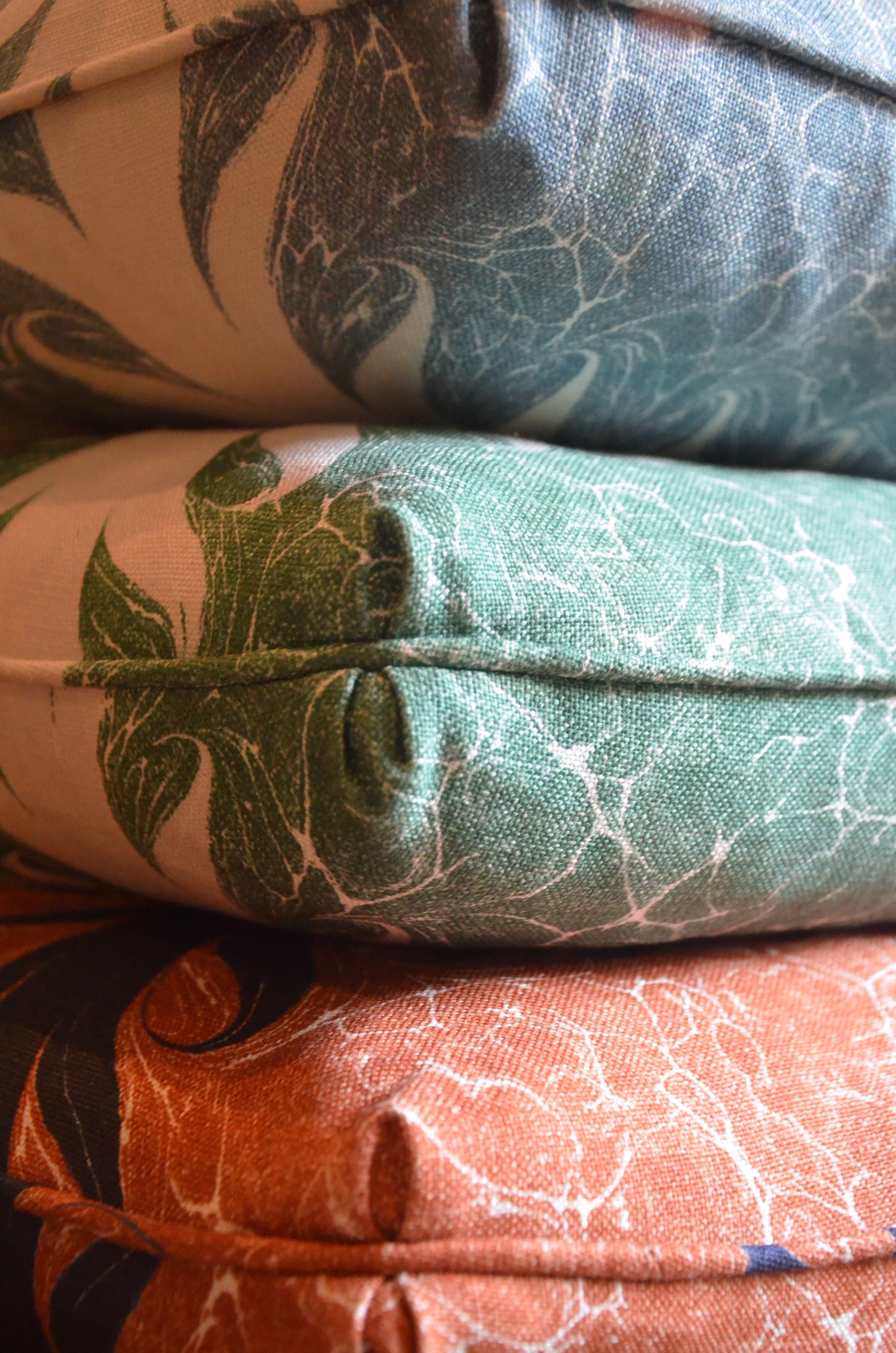 Palm drop stripe print palm and prints