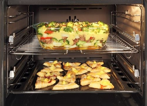 Learn how oven rack position makes a difference when cooking and baking.