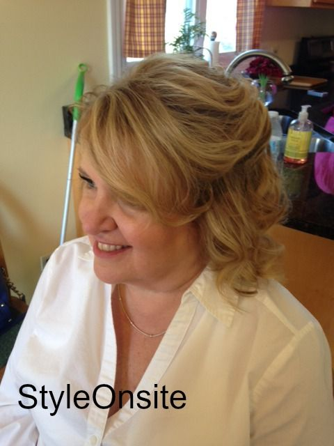 Style Onsite » Style OnSite » Mother Of The Bride Hair And Makeup ...