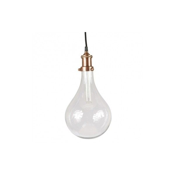 Glass Oversized Light Bulb Pendant Lamp Lighting 135 Liked