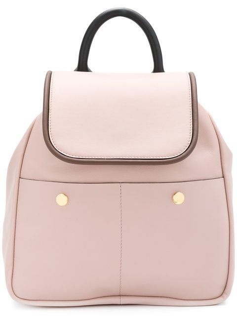 c8985d3a9953 MARNI .  marni  bags  leather  polyester  backpacks