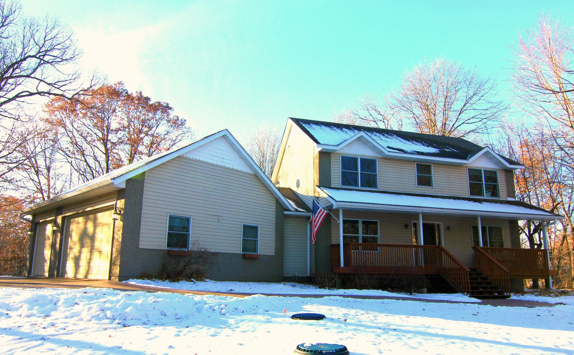 SOLD! 17560 Durant St NE, Ham Lake MN 55304 (With images