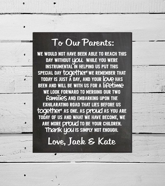 Chalkboard Wedding Sign Wedding Reception Decor Wedding