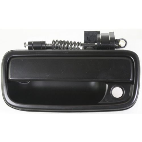 New To131012 Driver Side Black Exterior Door Handle For Toyota Tacoma 1995 2004 Ebay Toyota Tacoma Front Door Handles 2004 Toyota Tacoma