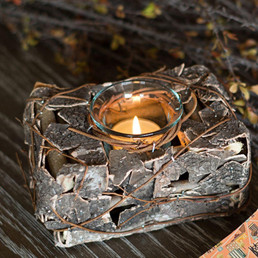 Decorative candle holder birthday lanterns candlestick metal lotus