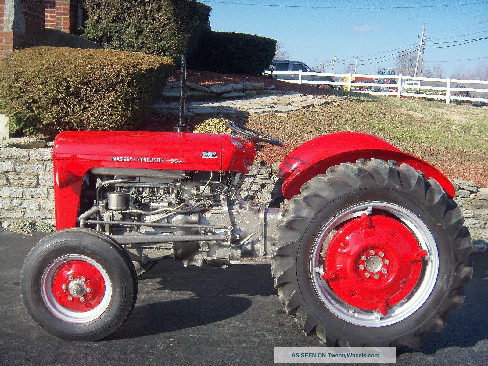 massey ferguson 35 google search tractors made in. Black Bedroom Furniture Sets. Home Design Ideas