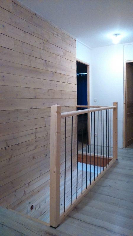 Aout 2015 Paille Encherie Relooking De Sous Sol Escaliers Maison Renovation Maison