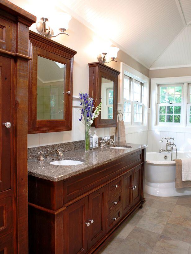 Luz y estilo en el cuarto de baño | Baño, Luces y Bañera