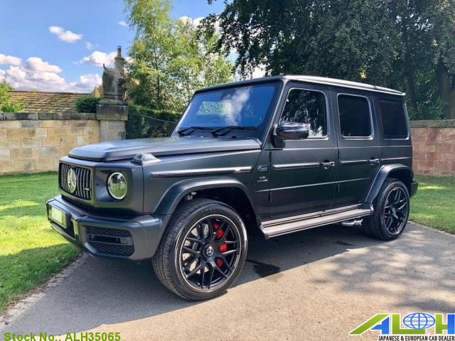 8399 Japan Used 2019 Mercedes Benz G Class Suv For Sale Auto Link Holdings Llc