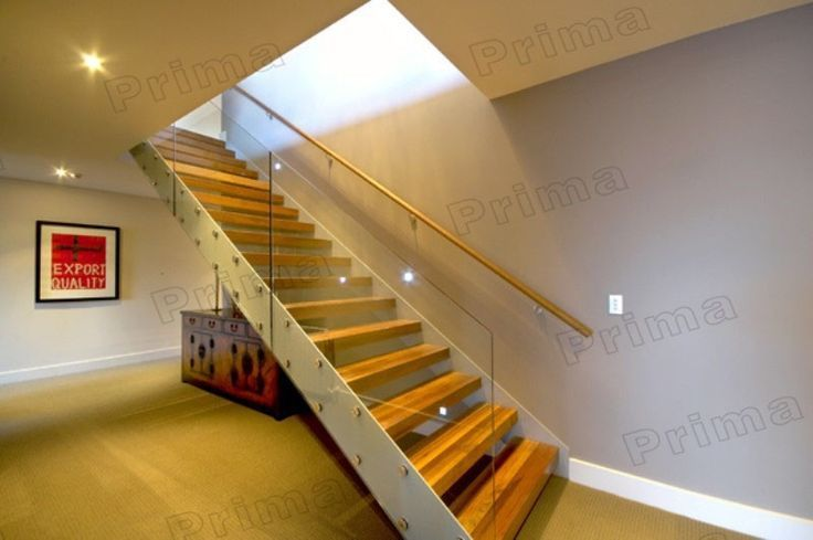 Double Beam Wooden Stairs With Solid Wood Staircases Design   Buy Interior Wood  Stairs,Wood Stair Edging,Stairs Grill Design Product On Alibaba.com