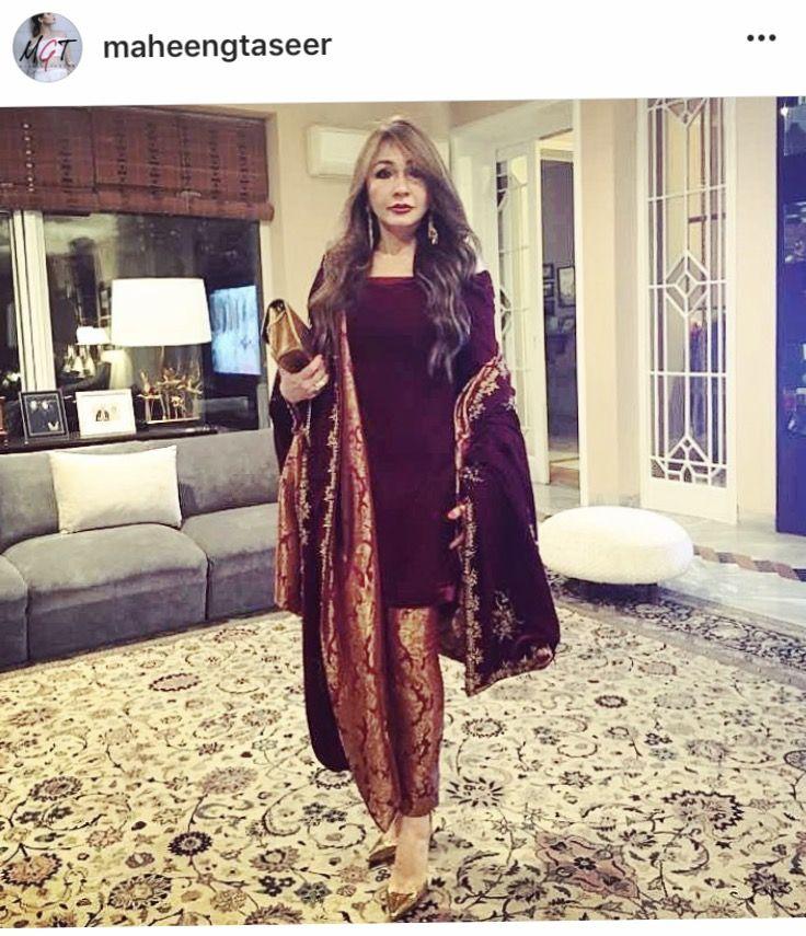 3f67b77682 Love this velvet chaddar by Maheen ghani taseer! Double sided with velvet  and brocade