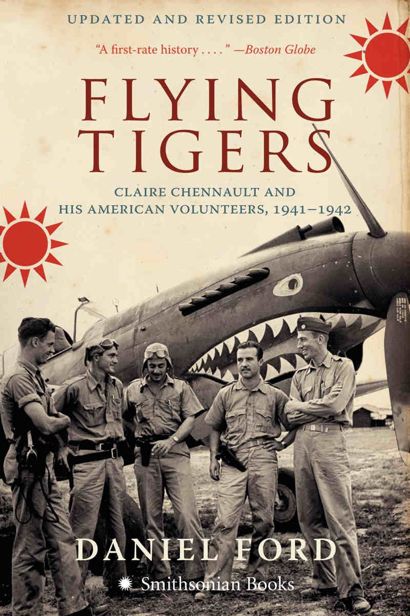 Flying Tigers cover