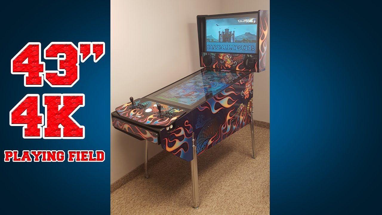 Virtual Pinball Machine with Hyperspin and PinballX   Arcade, Mame