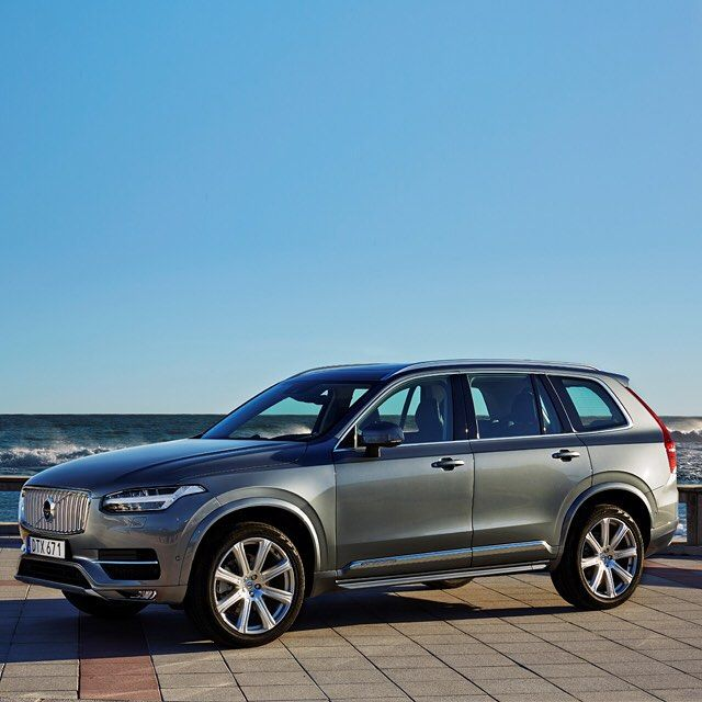 Volvo Cars On Instagram Sleek Scandinavian And Self Confident What Words Would You Use To Describe The Allnewxc90 Volvo Xc90 Volvo Cars Volvo Suv