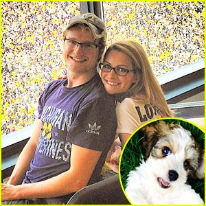 tanith and charlie white baby