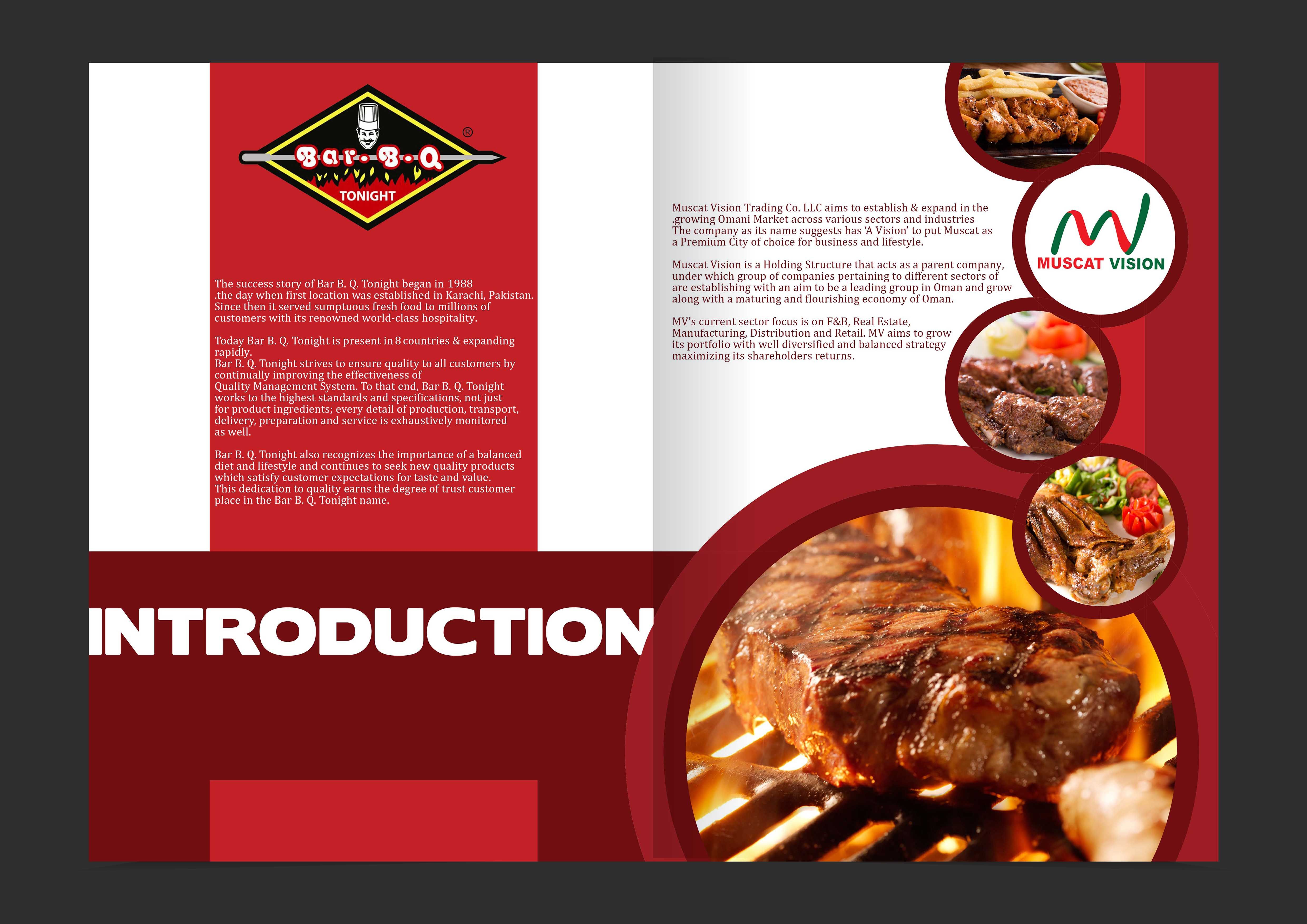 Pin by Art Wing Studios on BBQ Tonight Oman Booklet