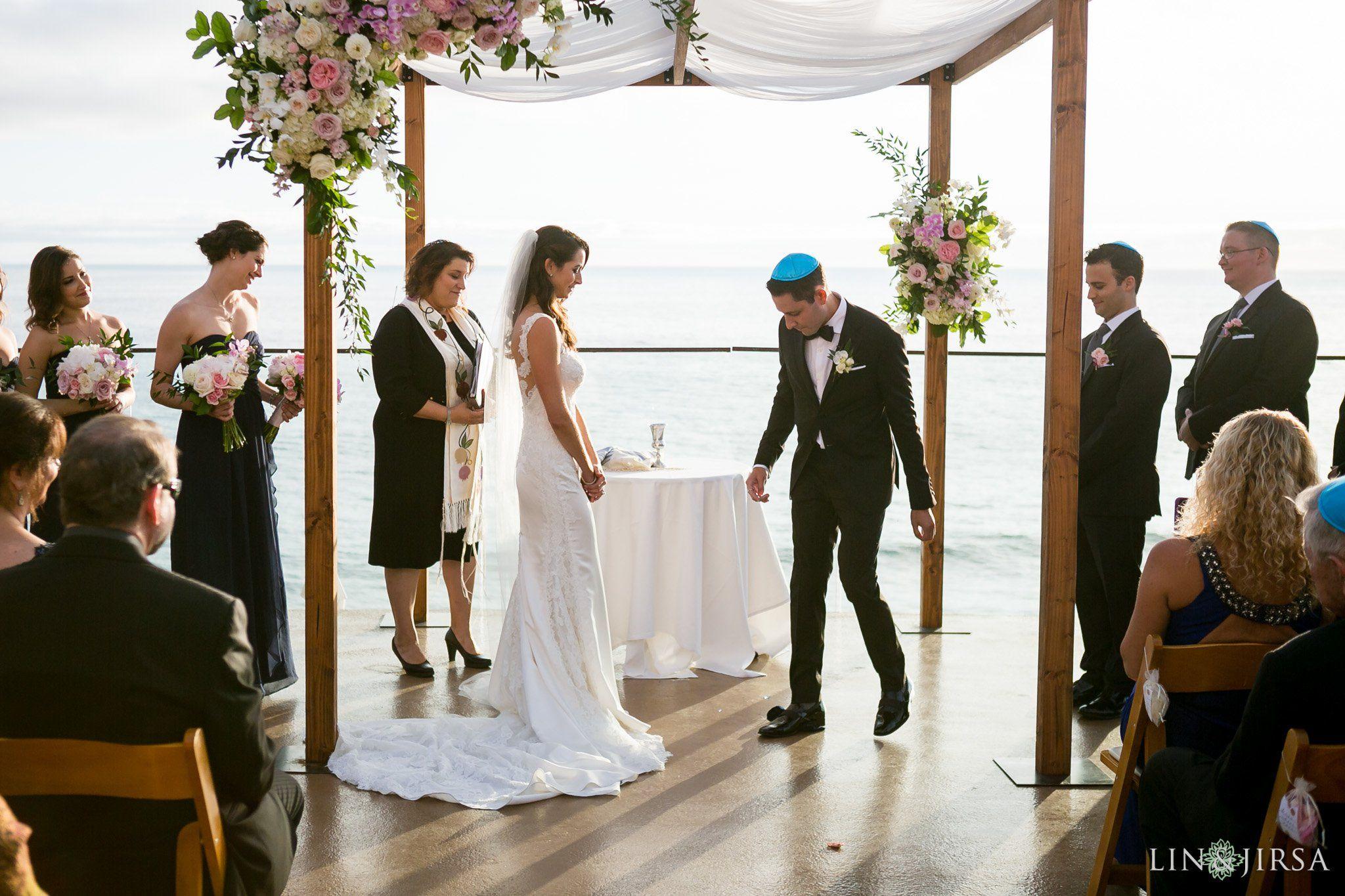 Breaking The Gl Jewish Wedding Photography