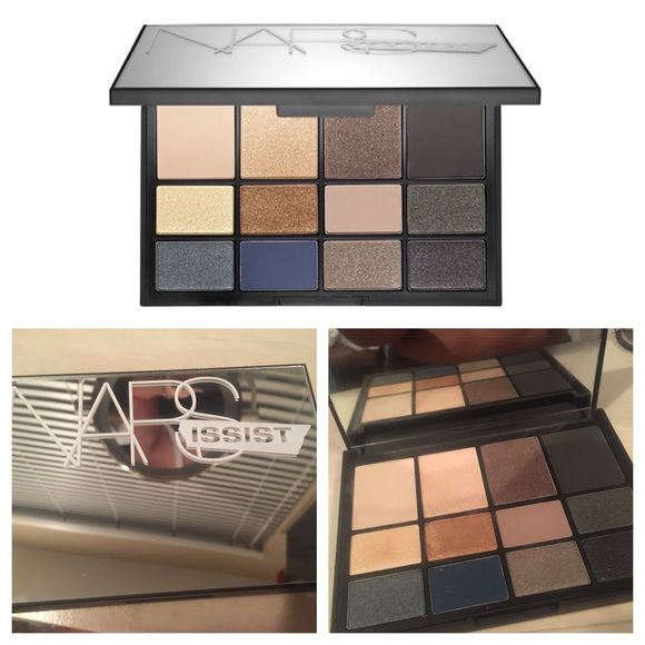 LE! NARSissist L'amour Toujours Eyeshadow Palette NARSissist L'amour Toujours L'amour Eyeshadow Palette is a Limited Edition Palette by NARS that is retail $59, but a $282 value. I have only swatched the colors on this palette, it's never been used! Box not included :( NARS Makeup Eyeshadow