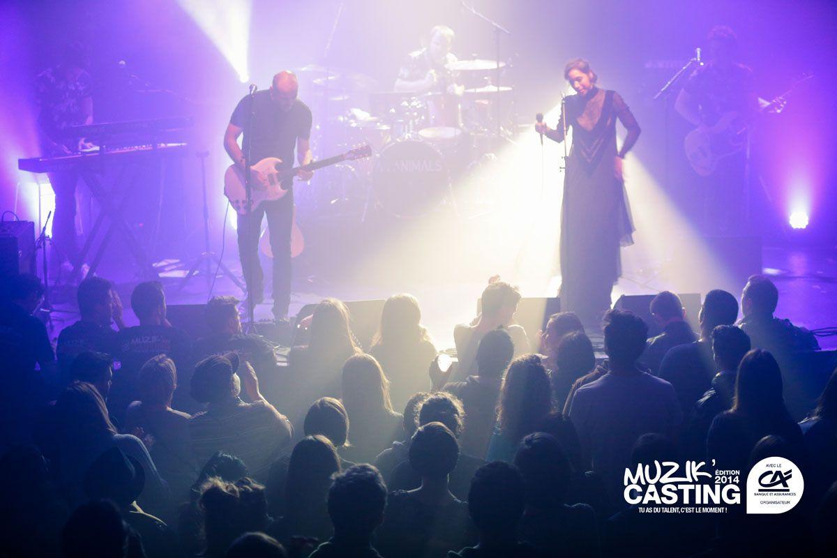 Concert du 17 décembre 2014 au Ninkasi Kao, Lyon - #MuzikCASTING ...