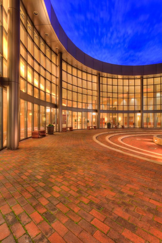 Ferguson Center: Christopher Newport University, Newport News VA ...