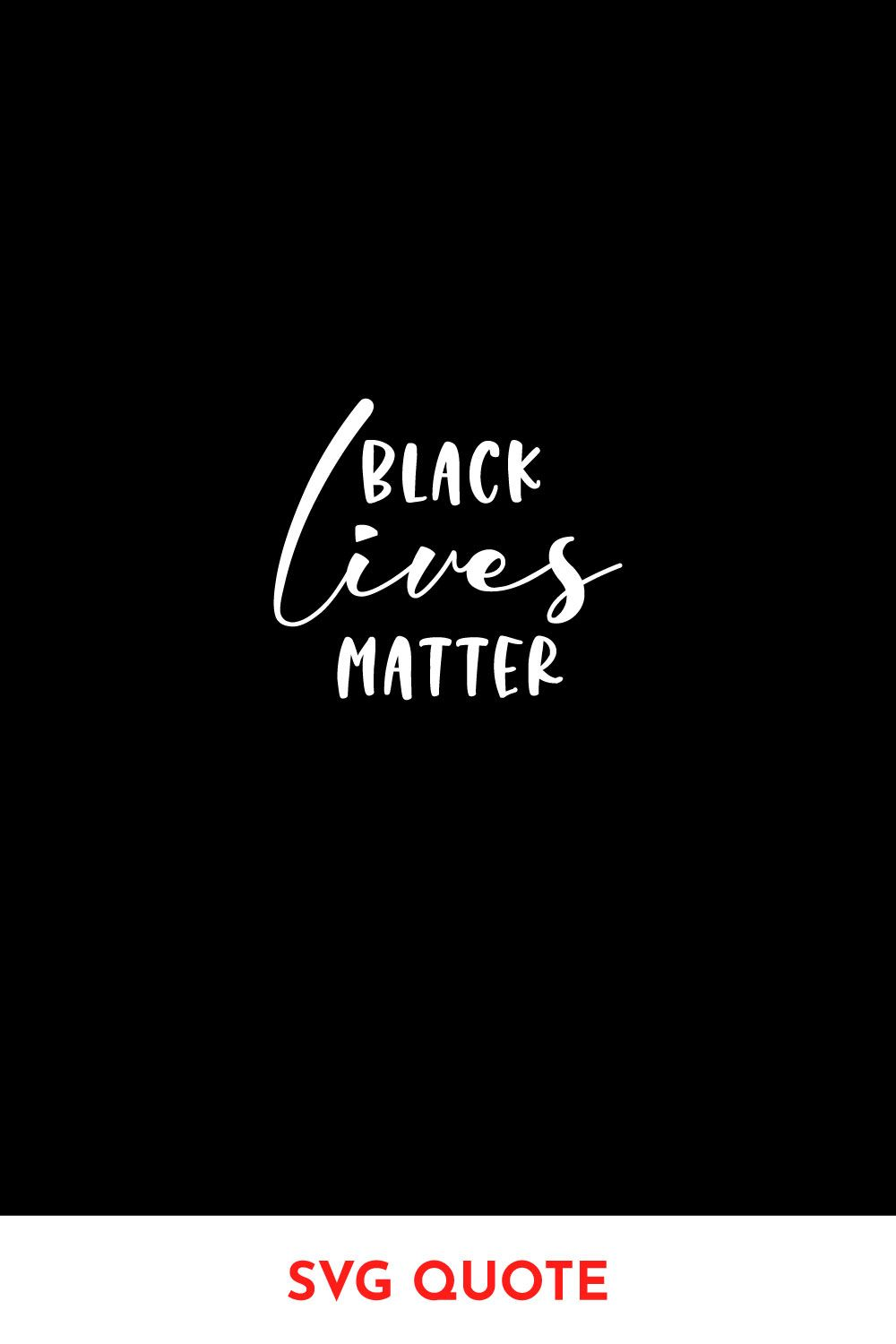 Download Black Lives Matter Calligraphy Quote Svg Png Black Lives Matter Quotes Black Lives Matter Svg Quotes