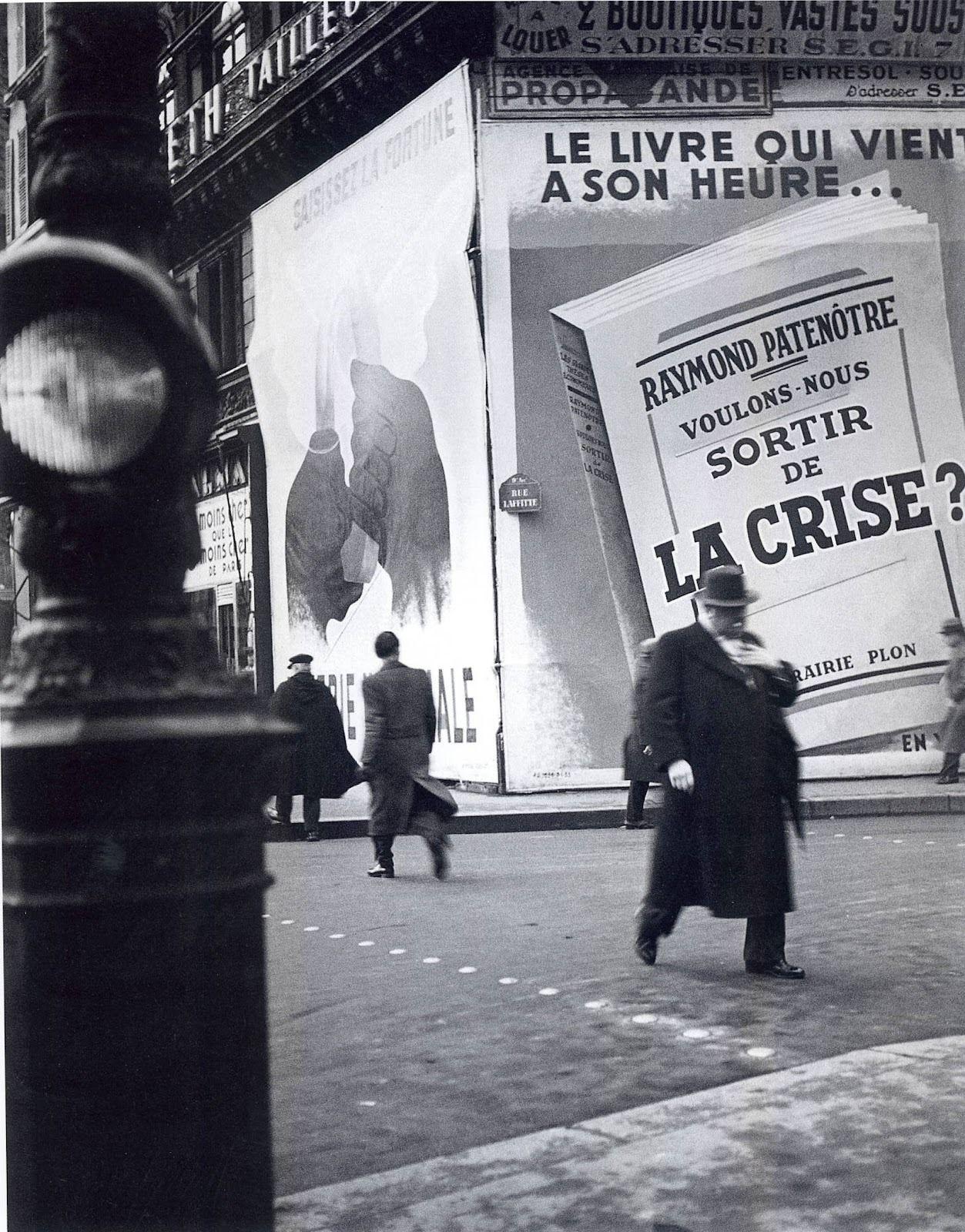Undr jean moralparis 1930s black and white photography paris