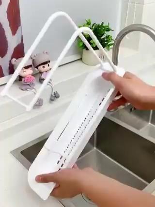 Un Evier Toujours Impeccable Solution Hygienique Aucune Eau Stagnante 25 De Reduction Video Evier Cuisine Trucs Et Astuces Maison Egouttoir