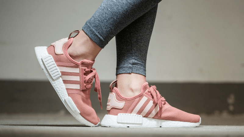 outlet store 05ca8 8e285 Adidas NMD R1 Raw Pink Womens  The Sole Supplier