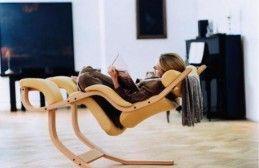 Sedia A Dondolo Inventore.Sedia A Dondolo Sedia Design Poltrone Reclinabili E Dondolo