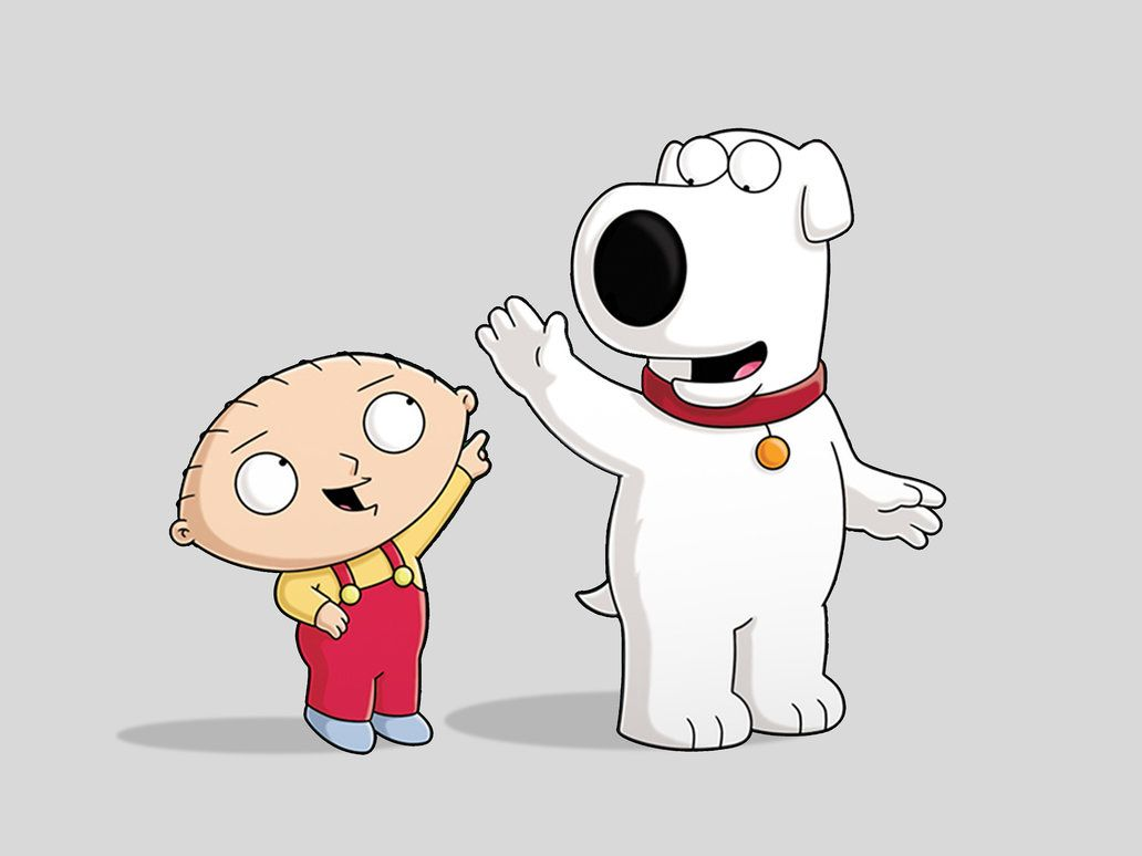 I Love Brian And Stewie Brian Family Guy Family Guy Family