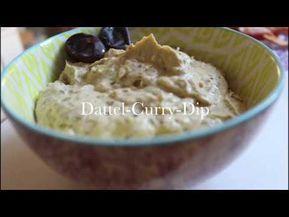 Dattel-Curry-Dip Weightwatchers Thermomix TM5
