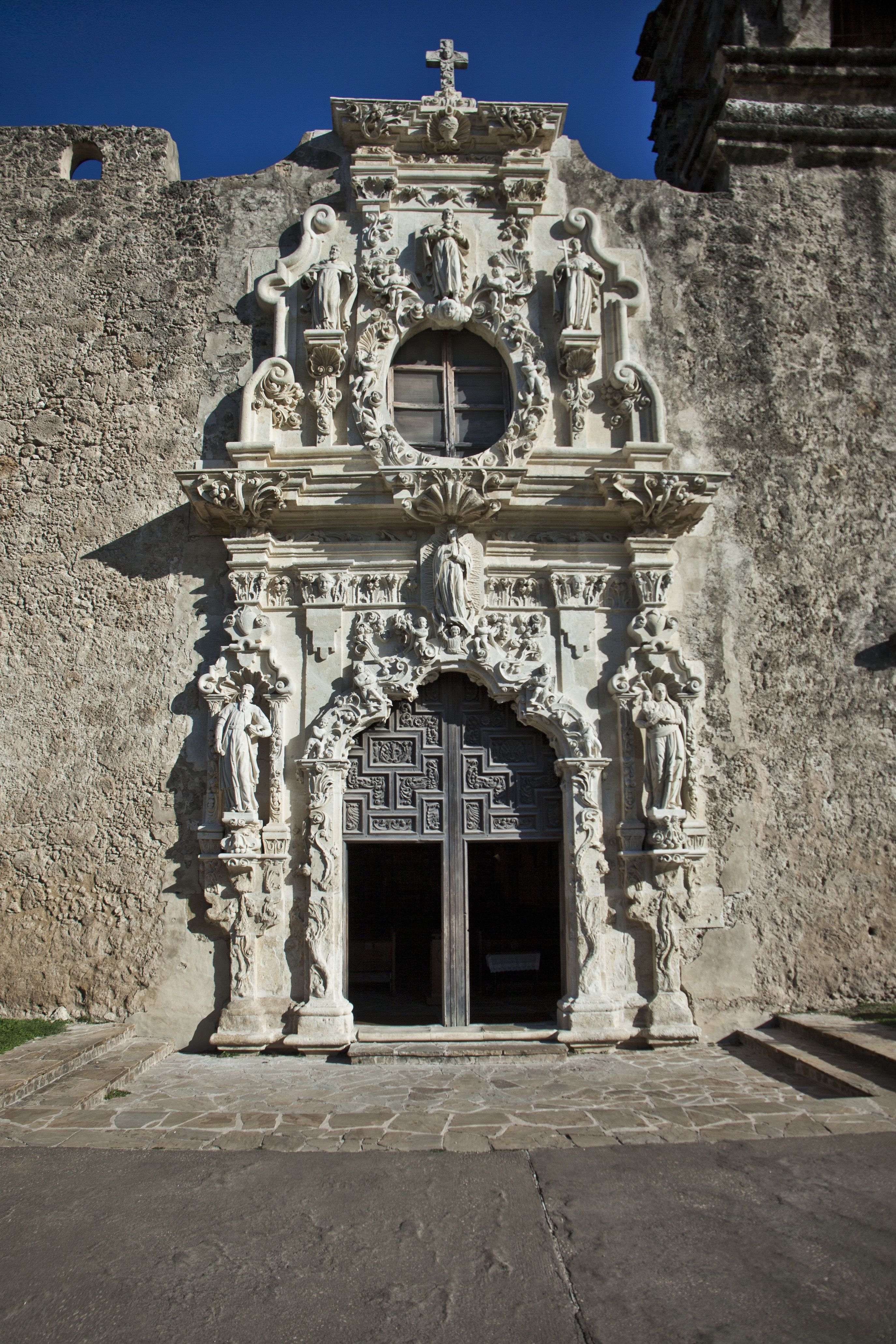 San Juan mission, San Antonio, TX