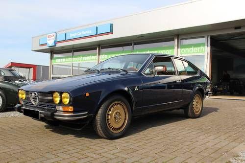 Alfa Romeo Alfetta Gtv 2000 Coupe For Sale 1978 Alfa Romeo Gtv 2000 Alfa Romeo Alfa Romeo Gtv