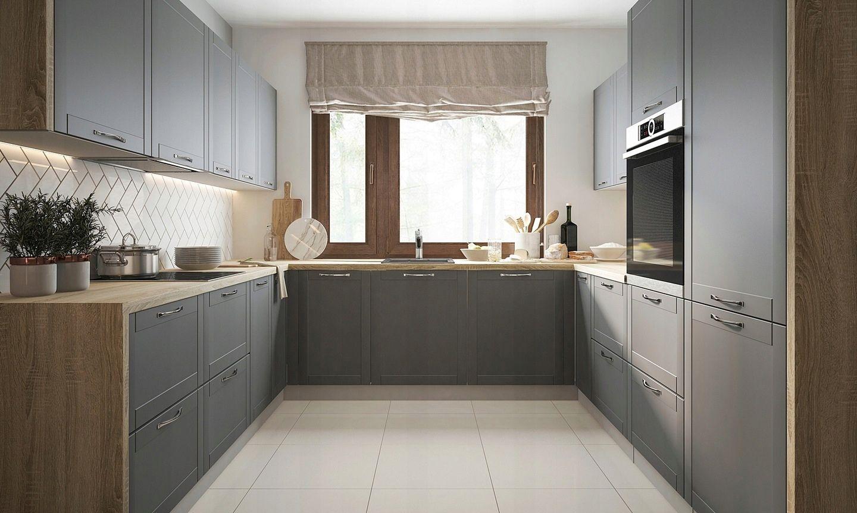 Lakierowana Kuchnia Tivoli Mat Meble Kuchenne 7756840755 Oficjalne Archiwum Allegro Cool Kitchens Interior Kitchen