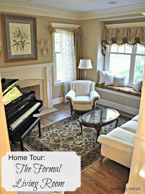 Serendipity Refined House Tour The Formal Living Room At